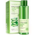 Освежающий тонер с экстрактом алоэ вера BioAqua Refresh&Moisture, 120 гр