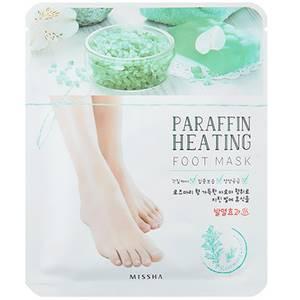Парафиновая маска для ног Missha Paraffin Heating Foot Mask, 20 гр