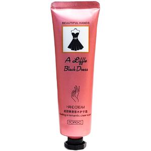Парфюмированный крем для рук с розой Rorec Little Black Dress, 30 гр