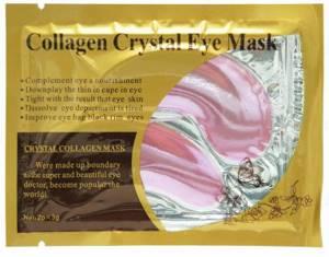 Патчи с эфирными маслами лаванды и розы Collagen Crystal Eyelid Patch