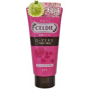 Пенка для умывания с экстрактом розы PDC Celdie Bihada, 120 гр
