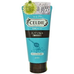 Пенка для умывания с морской солью PDC Celdie Bihada, 120 гр
