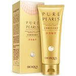 Пенка для умывания с жемчужной пудрой BioAqua Pure Pearls, 100 гр