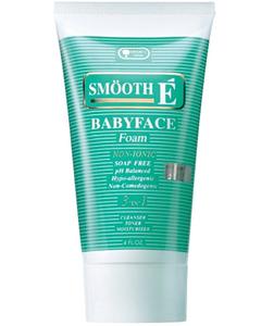 Пенка для умывания Smooth-E Baby Face Foam, 60 мл