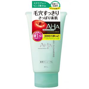 Пенка-скраб для лица с AHA-кислотами BCL AHA Wash Cleansing, 120 гр