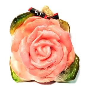 Мыло фигурное Розовая Роза Pink Rose, 100 гр