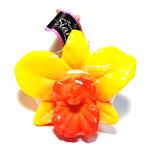 Мыло фигурное Желтая Орхидея Yellow Orchid, 100 гр