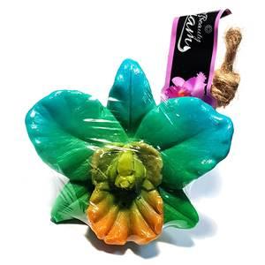 Мыло фигурное Лазурная Орхидея Azure Orchid, 100 гр