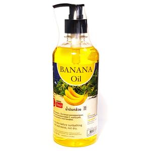Массажное масло с Бананом Banna Banana Oil, 450 мл