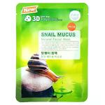 Тканевая маска для лица с муцином улитки East-Skin Snail Mucus, 38 гр