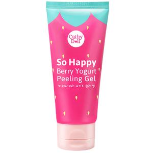 Пилинг-гель для лица «Ягодный йогурт» Cathy Doll So Happy, 60 гр