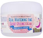 Пилинг-крем Elizavecca Milky Piggy Real Whitening Time Secret, 100 гр