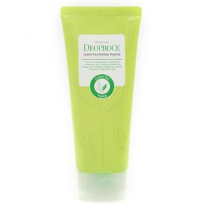 Пилинг-скатка на основе зеленого чая Deoproce Premium Green Tea Peeling, 170 гр