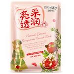 Питательная маска с экстрактом граната BioAqua Natural Extract, 30 гр