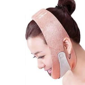 Повязка-бандаж для коррекции овала лица