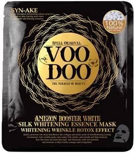 Премиум-маска со змеиным пептидом Voodoo Syn-Ake Amezon Booster White