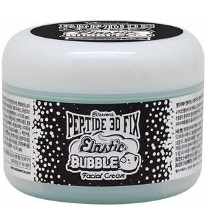 Пузырьковый крем для лица с пептидами Elizavecca Peptide 3D Fix Elastic, 100 гр
