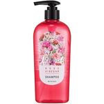 Шампунь для волос с экстрактом розы Missha Natural Rose Vinegar Shampoo, 310 мл
