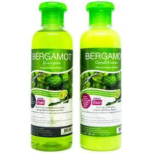 Шампунь и кондиционер с бергамотом Banna Bergamot