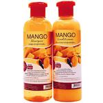 Шампунь и кондиционер с экстрактом манго Banna Mango
