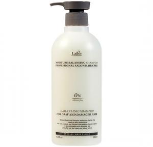 Шампунь Lador Moisture Balancing Daily Clinic Shampoo, 530 мл