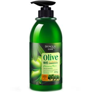 Шампунь с маслом оливы BioAqua Olive Shampoo, 400 мл
