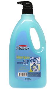 Шампунь «Снежный Лед» Carebeau Fantasy Shampoo Ice Snowy, 1100 гр
