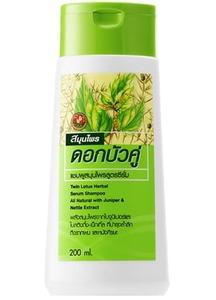 Шампунь «Twin Lotus Herbal Serum» Сывороточный, 200 мл