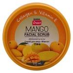Скраб для лица Banna с коллагеном и манго, 100 мл