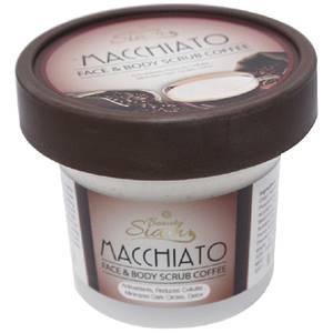 Скраб для лица и тела «Маккиато» Beauty Siam Macchiato Scrub Coffee, 100 гр