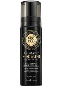 Минеральная вода с розой Voodoo Aromatic Rose Water Facial Spray, 100 мл