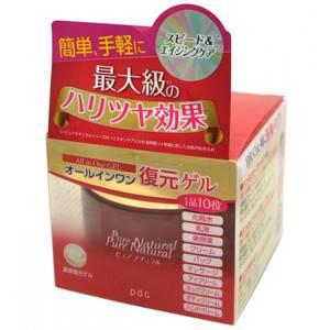 Суперувлажняющий крем-гель «10 в 1» PDC Pure Natural, 100 гр