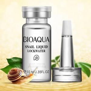 Сыворотка для лица BioAqua с муцином улитки, 10 мл