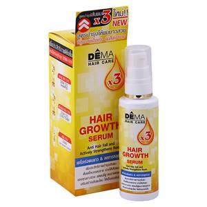 Сыворотка для ускорения роста волос Genive Dema Long Hair Fast Growth, 60 мл