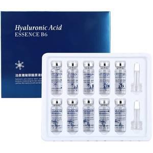 Сыворотка с гиалуроновой кислотой BioAqua Hyaluronic Acid B6, 10 шт