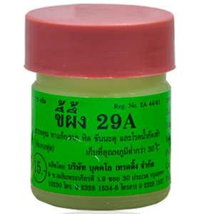 Тайская мазь от псориаза 29A «Король кожи», 8 гр