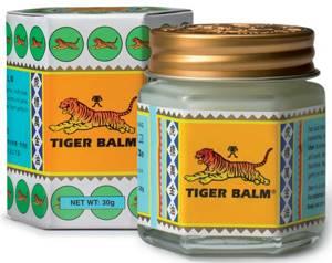 Тайский бальзам «Белый тигр» White Tiger Balm, 30 гр