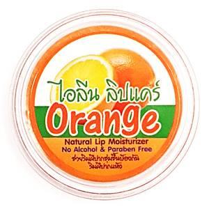 Тайский бальзам для губ с экстрактом апельсина, 5 мл
