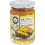 Тайский ореховый соус «Сатэй» Thai Dancer Oriental Satay, 227 гр