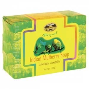 Тайское мыло с порошком плодов Нони Abhaibhubejhr, 100 гр