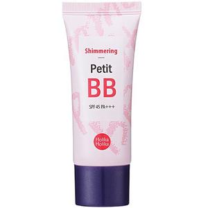Тональный BB крем для лица Holika Holika Petit BB Shimmering SPF45 PA+++, 30 мл