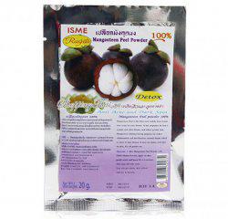 Традиционная тайская детокс маска из кожуры мангостина Isme, 20 гр