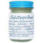 Традиционный белый тайский бальзам Osotthip, 60 гр