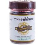Традиционный коричневый массажный бальзам Kongka Balm, 50 гр