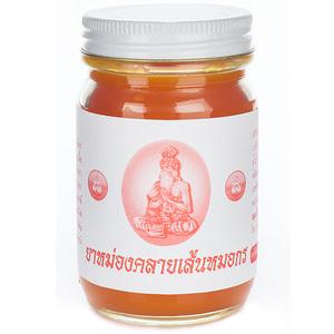 Традиционный красный тайский бальзам Osotthip, 120 гр