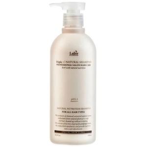 Травяной шампунь Lador Triple x3 Natural Shampoo, 530 мл