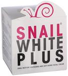 Улиточный крем для лица Snail White Plus, 50 мл