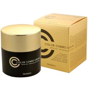 Универсальный CC крем Deoproce Color Combo Cream №23 Песочный беж, 40 гр
