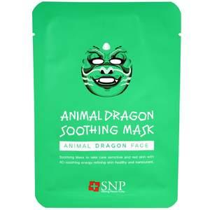 Успокаивающая маска для лица SNP «Дракон», 25 мл