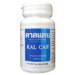 Устричный кальций в капсулах Kal Cab Oyster Powder, 100 шт